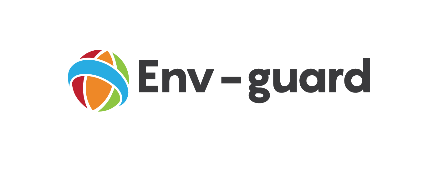 Post image featuring env-guard logo