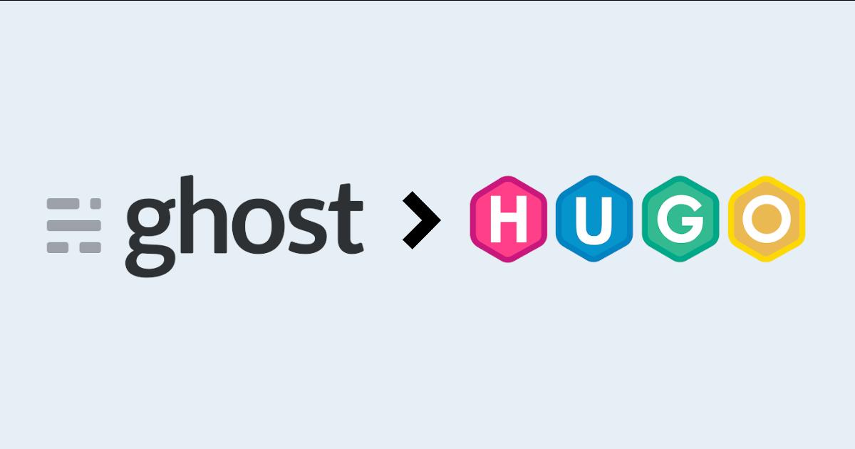 Ghost  Hugo